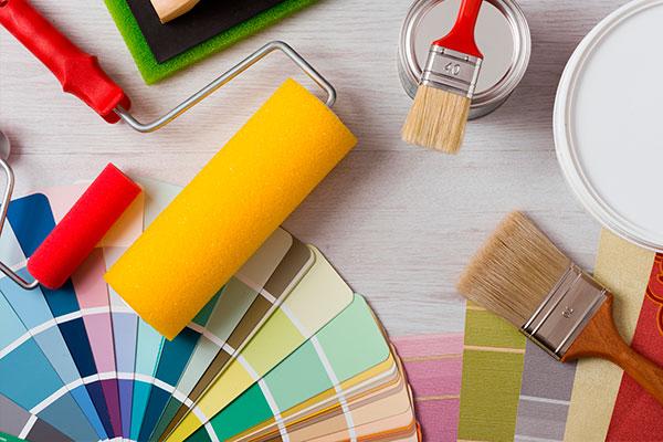 Pintura decorativa: últimas novedades