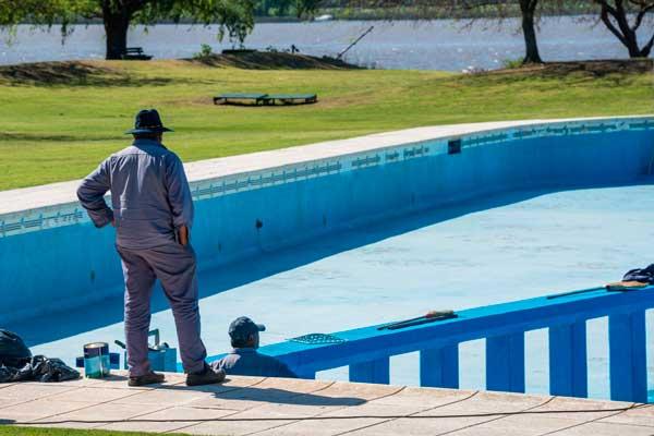 Mejor pintura para piscinas