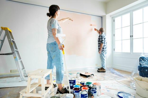 ¿Cuál es la mejor época para pintar la casa?