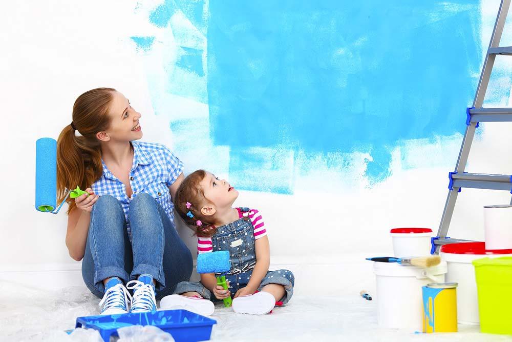 Factores que indican que debes pintar tu casa